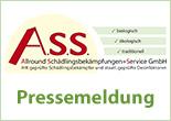 ASS Pressemeldung