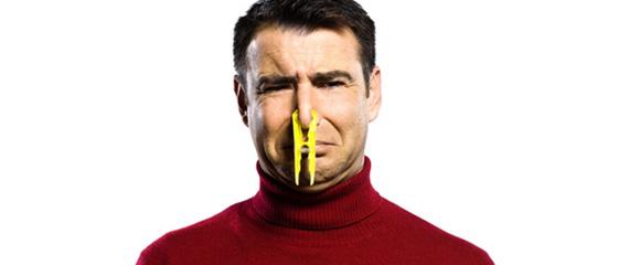 Geruchsbeseitigung