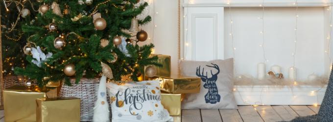 Baumläuse am Weihnachtsbaum
