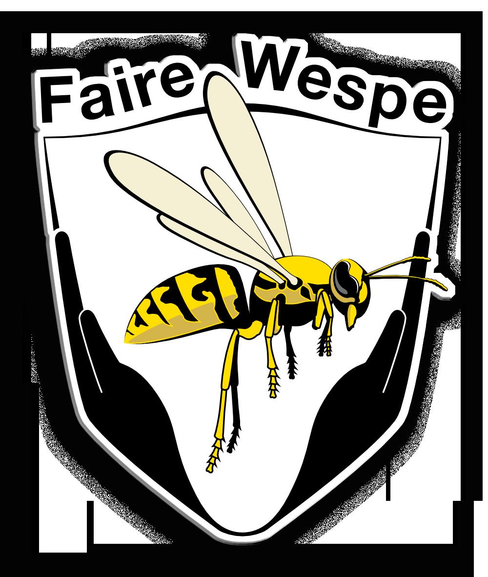 Logo Faire Wespe